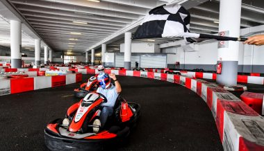 indoor karting Monaco