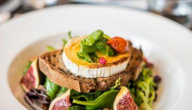 Insalate - Salade de chèvre chaud