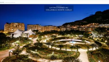 Monaco-Madame-Fin-d-annee-Columbus-Monte-Carlo